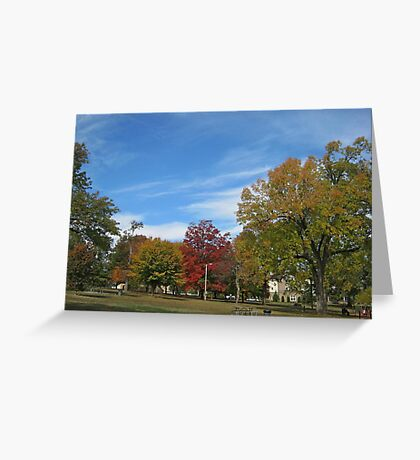 Fall 2012 Collection 22 Greeting Card