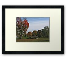 Fall 2012 Collection 23 Framed Print