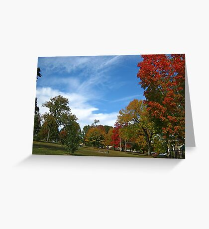Fall 2012 Collection 42 Greeting Card