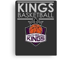 South Geelong Kings Basketball Canvas Print