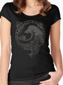NORTH WIND Women's Fitted Scoop T-Shirt