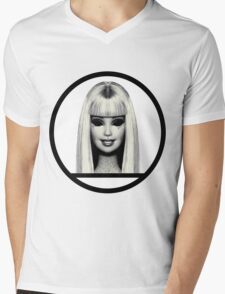 barbie tee Mens V-Neck T-Shirt