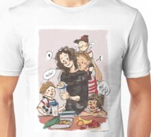 Domestic Dads Unisex T-Shirt