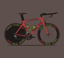 Time Trial Bike One Piece - Short Sleeve