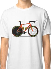 Time Trial Bike Classic T-Shirt
