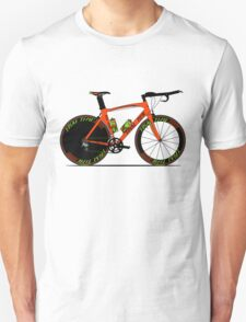 Time Trial Bike Unisex T-Shirt