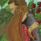Rose Garden by James Battersby