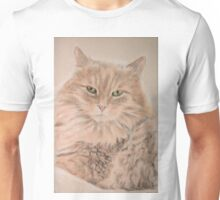 Sebby, the cat from Wolverine Unisex T-Shirt