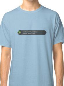 Acheivement unlocked - Duplicate Genetic Code Classic T-Shirt