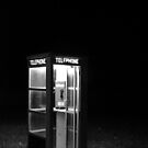 Phone Booth.2 by Andrea Morris