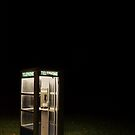Phone Booth.3 by Andrea Morris