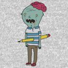 Zombie by eraygakci