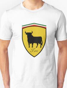 Ferrari Bull/Toro Unisex T-Shirt