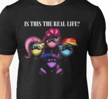 Pony Rhapsody (with text) Unisex T-Shirt