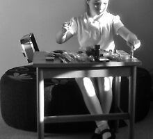 Impromptu Dressing Table  by angellifepics