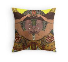 Bloodstone Throw Pillow