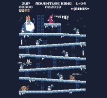 Adventure Kong by Baznet