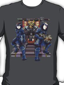 S.H.I.E.L.D.- Samurai Style T-Shirt