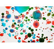 A Dash of Colour Photographic Print