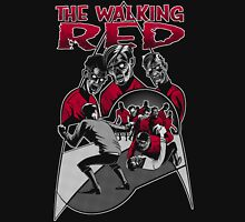 The Walking Red Unisex T-Shirt