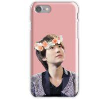 Kyuhyun - Flower Crown iPhone Case/Skin