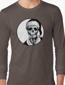 Blackest Ever Black Xmas Long Sleeve T-Shirt