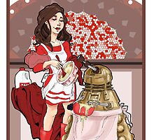Souffles for Daleks by Flamingo-Girl