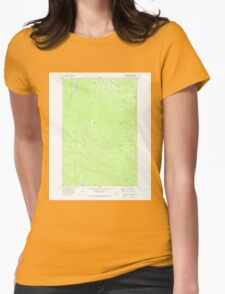 USGS Topo Map Washington State WA Windy Point 244756 1970 24000 T-Shirt
