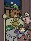 Teddy Bear And Bunny - Jealous by Brett Gilbert