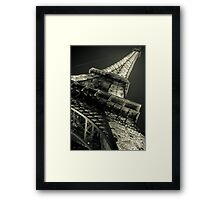 Great Eiffel Tower Framed Print