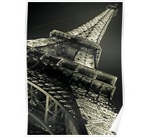 Great Eiffel Tower Poster