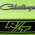 Dodge Challenger R/T by Russell Voigt