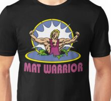 """Wrestler """"Mat Warrior"""" Unisex T-Shirt"""