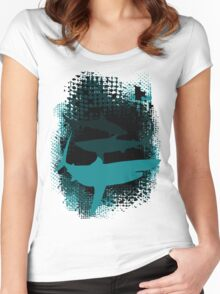 Infested Waters Women's Fitted Scoop T-Shirt