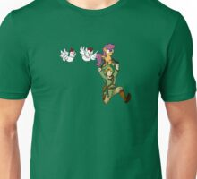 Link's Harassing the Scootaloos Again Unisex T-Shirt