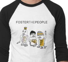Foster The King Men's Baseball ¾ T-Shirt