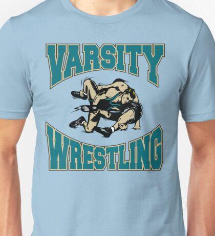 Varsity Wrestling Unisex T-Shirt