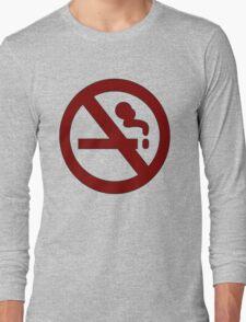 Marceline: No Smoking Shirt Long Sleeve T-Shirt