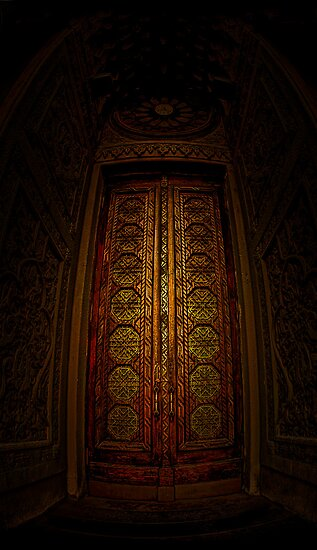 Door to Stanislavski by DmitriyM