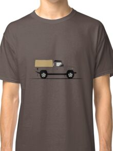 Land Rover Defender 110 High Capacity Pick Up Classic T-Shirt