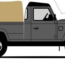Land Rover Defender 110 High Capacity Pick Up Sticker