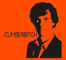 Cumberbitch (detail)  Kids Tee