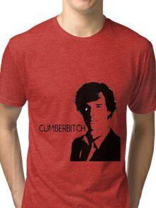 Cumberbitch (detail)  Tri-blend T-Shirt