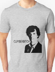 Cumberbitch (detail)  Unisex T-Shirt