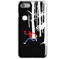 """What a big heart I have."" iPhone Case/Skin"