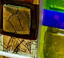 Glass Squares by GalleryThree