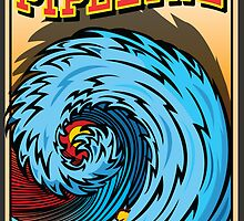 RIDE THE WILD SURF by Larry Butterworth