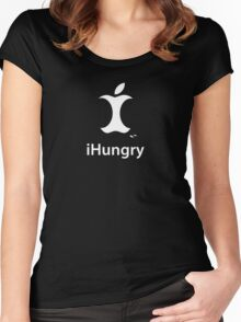 iHungry  Women's Fitted Scoop T-Shirt