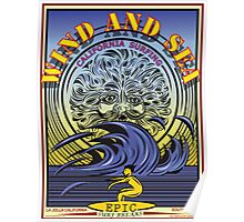 WIND AND SEA Poster
