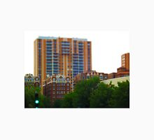 Tall Buildings on Brush Creek Tilt Shift Unisex T-Shirt